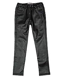 Boboli Girl's Pleather Pants, Sizes 4-16