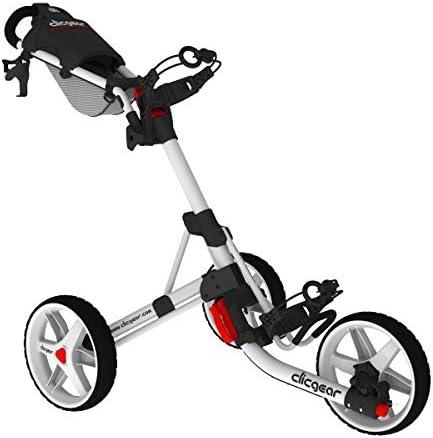 Clicgear Model 3.5+ Golf Cart, Arctic/白い