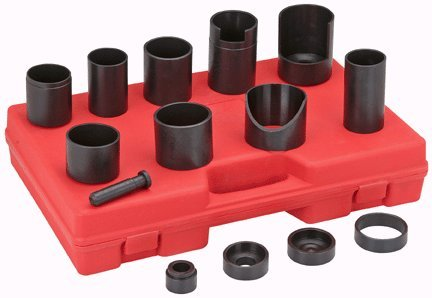 Ball Joint/U Joint/C Frame Press Service Set Forged Clamp 21 pc for Trucks, Cars, 4WD trucks by PMD Products (Image #3)