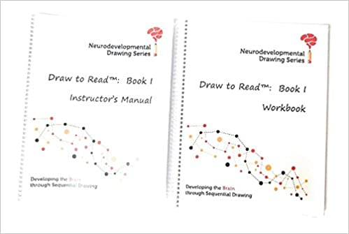 Neurodevelopmental Drawing Series Draw To Read Book 1 Ph