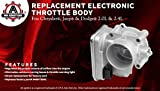 Electronic Throttle Body - Fits 2.0L and 2.4L