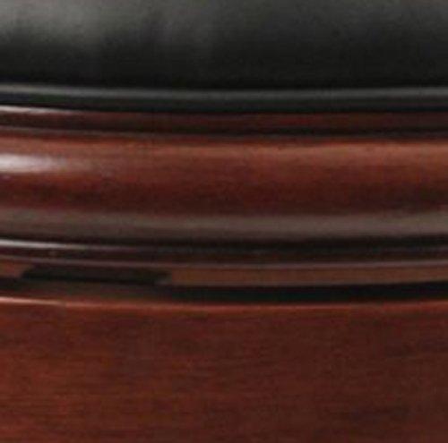 Boraam 49824 Augusta Counter Height Swivel Stool 24 Inch