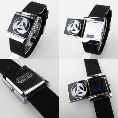 Cosplay del traje del Anime del reloj del reloj con Cool Naruto ...