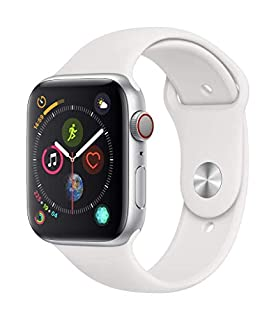 AppleWatch Series4 (GPS+Cellular, 44mm) - Silver Aluminum Case with White Sport Band (B07HDVK35W) | Amazon price tracker / tracking, Amazon price history charts, Amazon price watches, Amazon price drop alerts