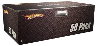 Hot Wheels Basic Car 50-pack from Mattel