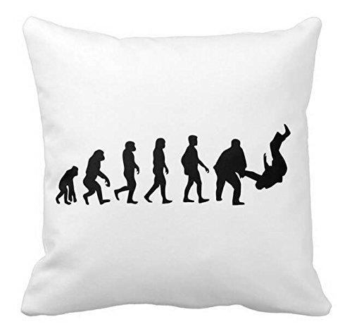 flauschiges Kissen Evolution, 40 x 40 cm, Judo