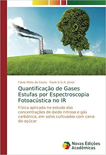 Quantificação de Gases Estufas por Espectroscopia Fotoacústica no IR: Física aplicada no estudo das concentrações de óxido nitroso e gás carbônico, ...