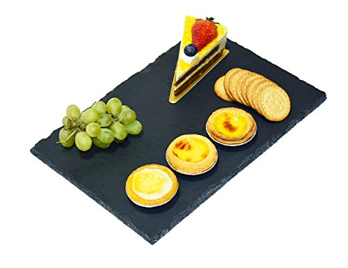 happylife-slate-cheese-board-chalkboard-cheese-plate-steak-platter-with-natural-edge