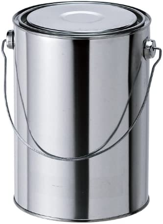 新潟精機 BeHAUS 空缶 ダブルふたタイプ 手付 2L C-2000WH