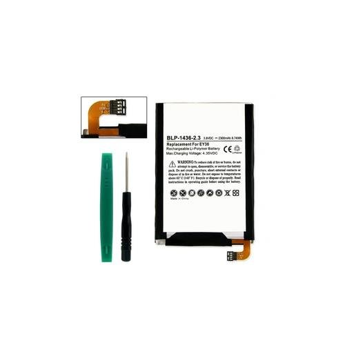Motorola MOTO X 2ND GENERATION Cell Phone Battery (Li-Pol 3.8V 2300 mAh ) - Replacement For Motorola EY30 Battery by Empire