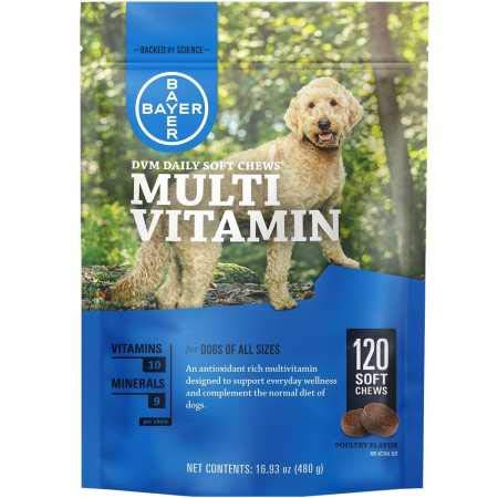 DVM Daily Soft Chews (120 Count)