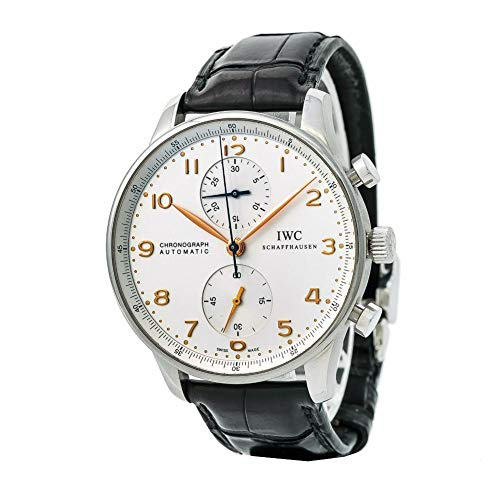 - IWC Portuguese Swiss-Automatic Male Watch IW371445 (Certified Pre-Owned)