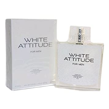 WHITE ATTITUDE Men Eau de Toilette 3.4oz Spray