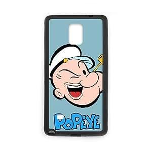 Samsung Galaxy S4 Phone Case Black Popeye the sailor NJY8751427
