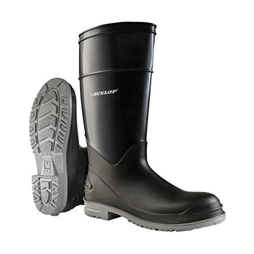 OnGuard Industriesサイズ11 GoliathブラックPolyblend Boot With電源Lugアウトソールとスチールつま先  B00YZOF9UI
