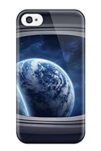 Larry B. Hornback's Shop New Style Fashion Protective Space Window Case Cover For Iphone 4/4s 7534340K26816222