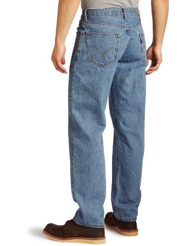 501 Medium Jeans Original Hombre Stonewash Para Levi's Fit zxqFYwdd