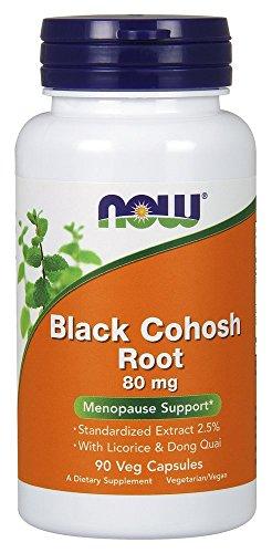 Black Cohosh Root 80mg Foods