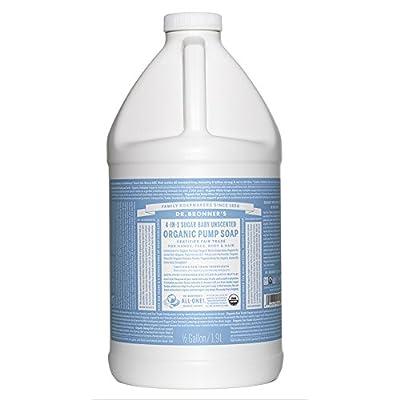 Dr. Bronner's Organic Sugar Soap - 64 oz. Refill by Dr. Bronner's