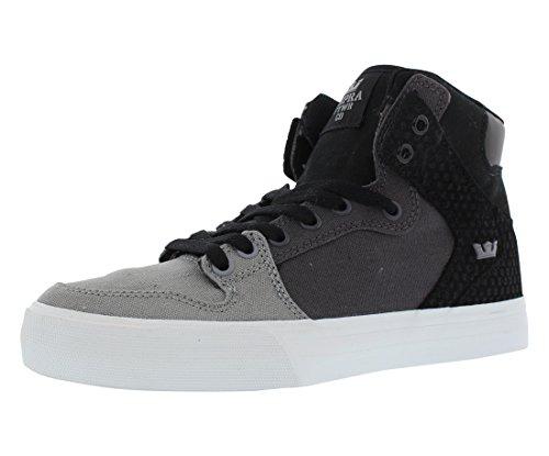 Supra Schuh Vaider Grau-Gradient-weiß