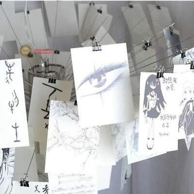 FidgetGear Dia.120cm Ingo Zettel'z 5 Paper Zettel LED Ceiling Light Pendant Lamp Chandelier by FidgetGear (Image #5)