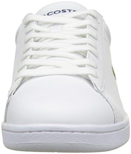 Carnaby EVO 1 para 001 Zapatillas Wht Hombre Bl Blanco SPM Lacoste dB45w4