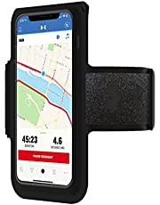 Under Armour UA Supervent Armband for iPhone XS, iPhone X, iPhone XR - Black