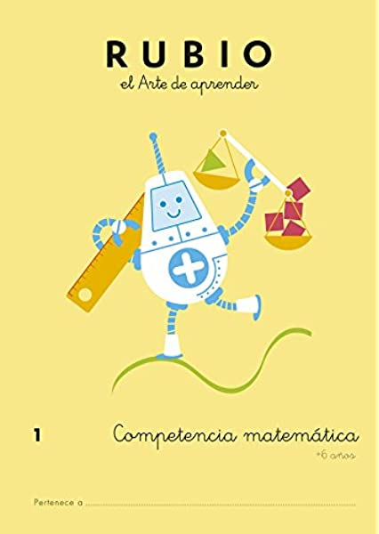 COMPETENCIA MATEMÁTICA 1: Amazon.es: ENRIQUE RUBIO POLO, SLU: Libros