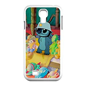 Disneys-Lilo-and-Stitch Samsung Galaxy S4 9500 Cell Phone Case White