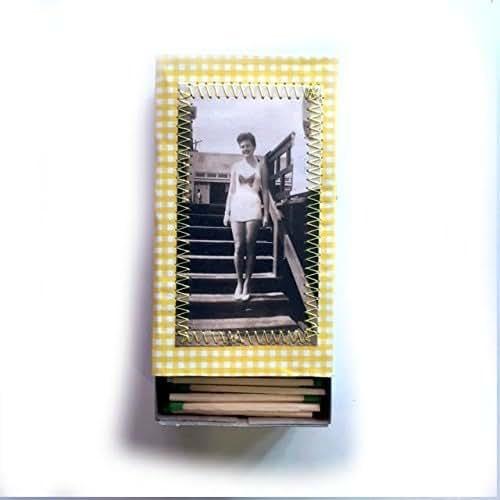 Amazon Small Decorative Boxes: Amazon.com: Pin Up Girl Decorative Matches Rockabilly