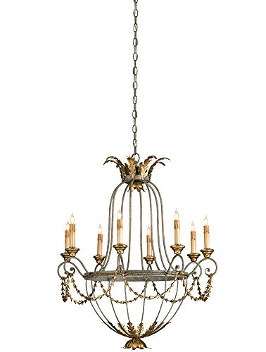Currey and Company 9948 Elegance Chandelier