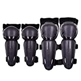 Webetop Kids Dirt Bike Knee And Elbow Pads Shin