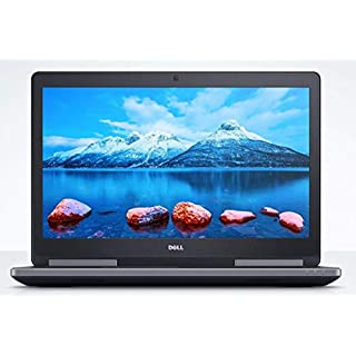 Dell Precision 7510 FHD 15.6in Workstation Business Laptop (Intel Quad Core i7-6820HQ, 16GB Ram, 512GB SSD, HDMI) AMD FirePro W5170M 2GB GDDR5 (Renewed)