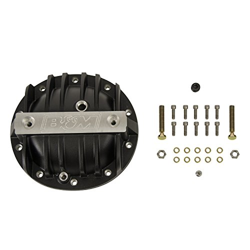 (B&M 71502 Differential Cover)