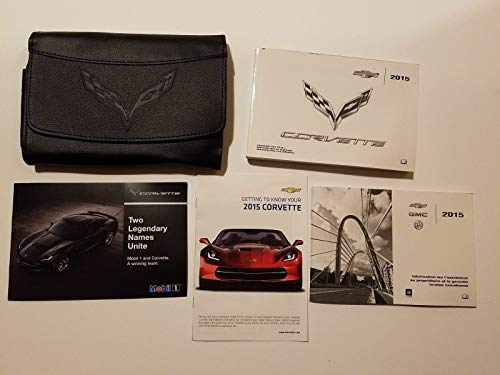 2015 Chevrolet Corvette Owners Manual 15