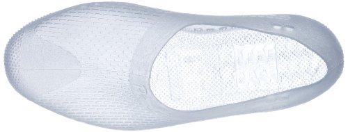 agua 13 Transparente Zapatillas Schwimmschuh 7104 deportivas Swim de Fashy Pro unisex AqIx8