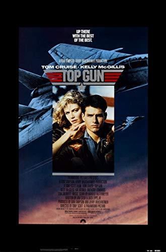 (Top Gun Movie Poster, Size 24x36)