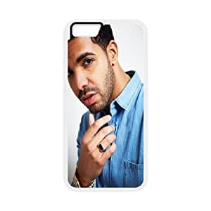 Unique Phone Case Design 20Famous Singer Drake- For Apple Iphone 6 Plus 5.5 inch screen Cases