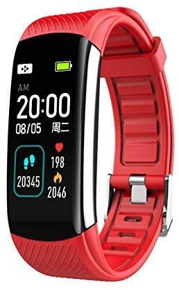 Smart Bracelet Health Blood Pressure Measurement Heart Rate EEO Sports Meter Bracelet Watch H