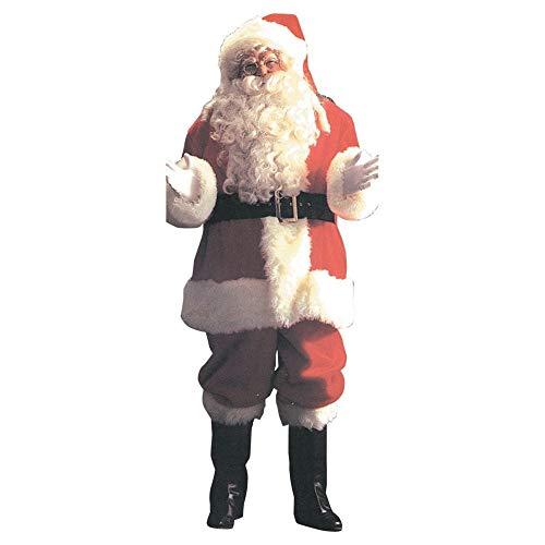 Professional Santa Claus Suit Adult Costume - XX-Large -
