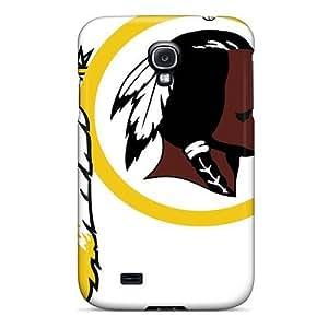Premium [ZGu637hTQJ]washington Redskins Case For Galaxy S4- Eco-friendly Packaging