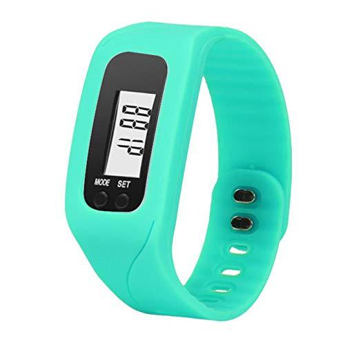 Moda Reloj Unisex Reloj Inteligente LED Digital con Banda de ...