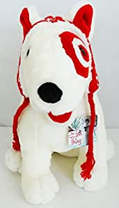 Amazon Com Target Bullseye Plush Dog Puppy Collection
