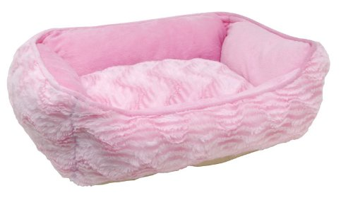 Catit Style Cuddle Bed, Wild Animal, Pink X-Small ()