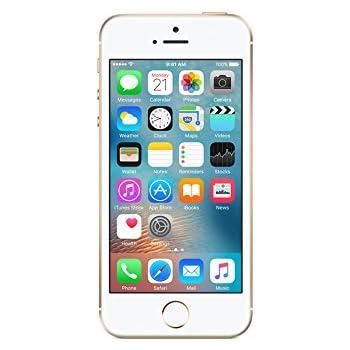 Apple iPhone SE 16GB Unlocked - Retail Packaging - Gold