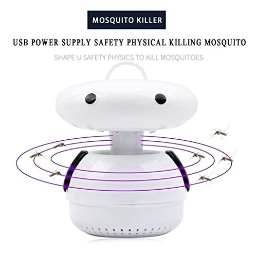 GoodLock AU Energy Electric Fly Trap Mosquito Repellent No R