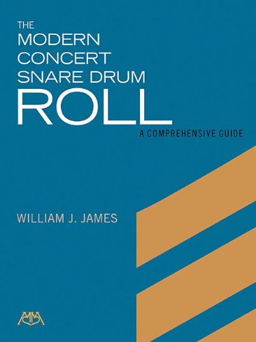 The Modern Concert Snare Drum Roll PDF