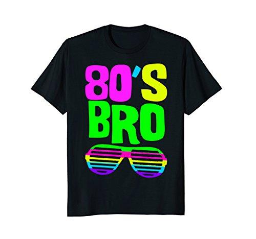 Neon 80s Party Wear Shirt | 80'S BRO