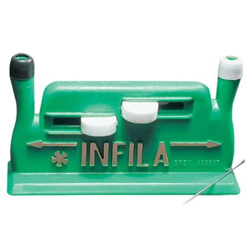 Infila Auto Needle Threader by MAGNIFYING AIDS by MAGNIFYING AIDS