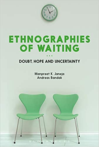 Descargar Libro Gratis Ethnographies Of Waiting: Doubt, Hope And Uncertainty Archivo PDF A PDF
